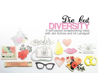 Die Cut Diversity Class