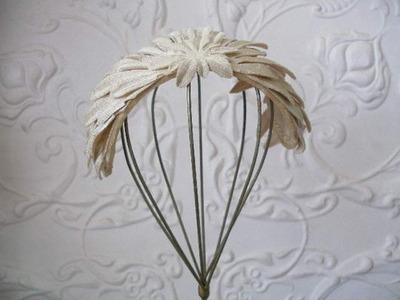 Linen Leaves