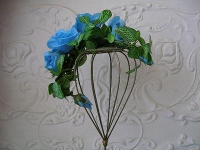 Comb -Blue Floral