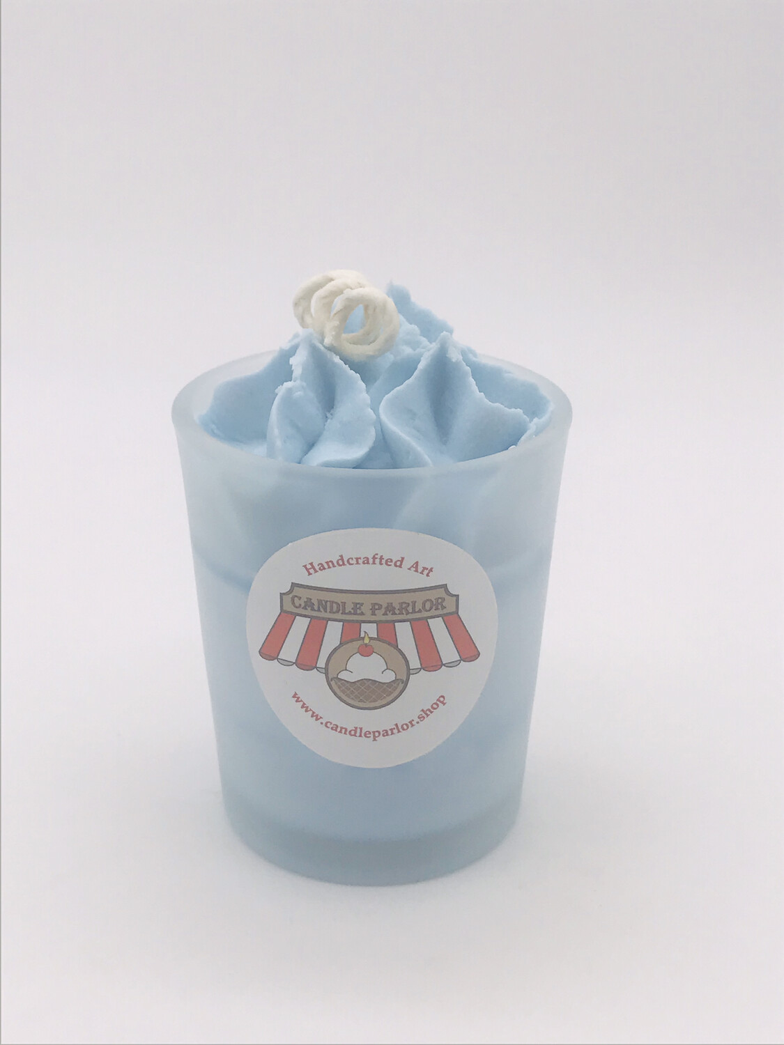 Blueberry Scented Votive Candle