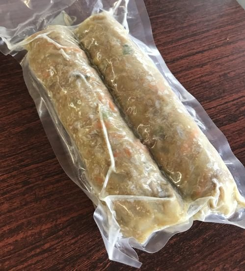 5-Spice Meat Roll 五香雞捲