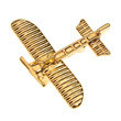 Lapel Pin, Bleriot XI by Clivedon