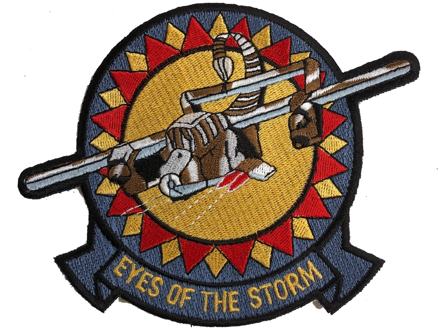 """Patch, VMO-2 """"Eyes of the Storm"""""""