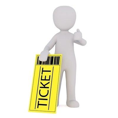 Museum Tickets, Vet & Senior