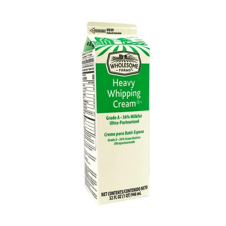Heavy Whipping Cream (32 oz)