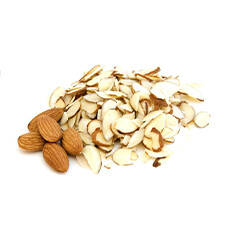 Almond - Natural Sliced (2 lb)