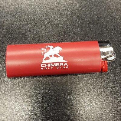 Chimera Red Bic Lighter