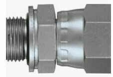 HYDRAULIC ADAPTER FEMALE  JIC  x  BSPP