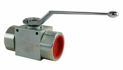 High Pressure Hydraulic Ball Valve 5100 PSI 3/4