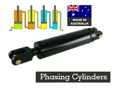 "PHASING CYLINDERS AUSTRALIAN MADE 24""  stroke"