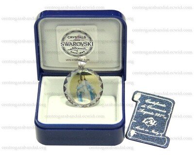 Medalla Cristal Swarosky