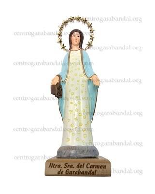 Imagen Virgen de Garabandal (23,5cm)