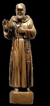 Imagen San Padre Pío  (15cm)