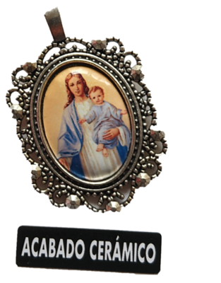 Medallón Orla acabado CERÁMICO