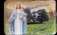 Imán Virgen y los Pinos