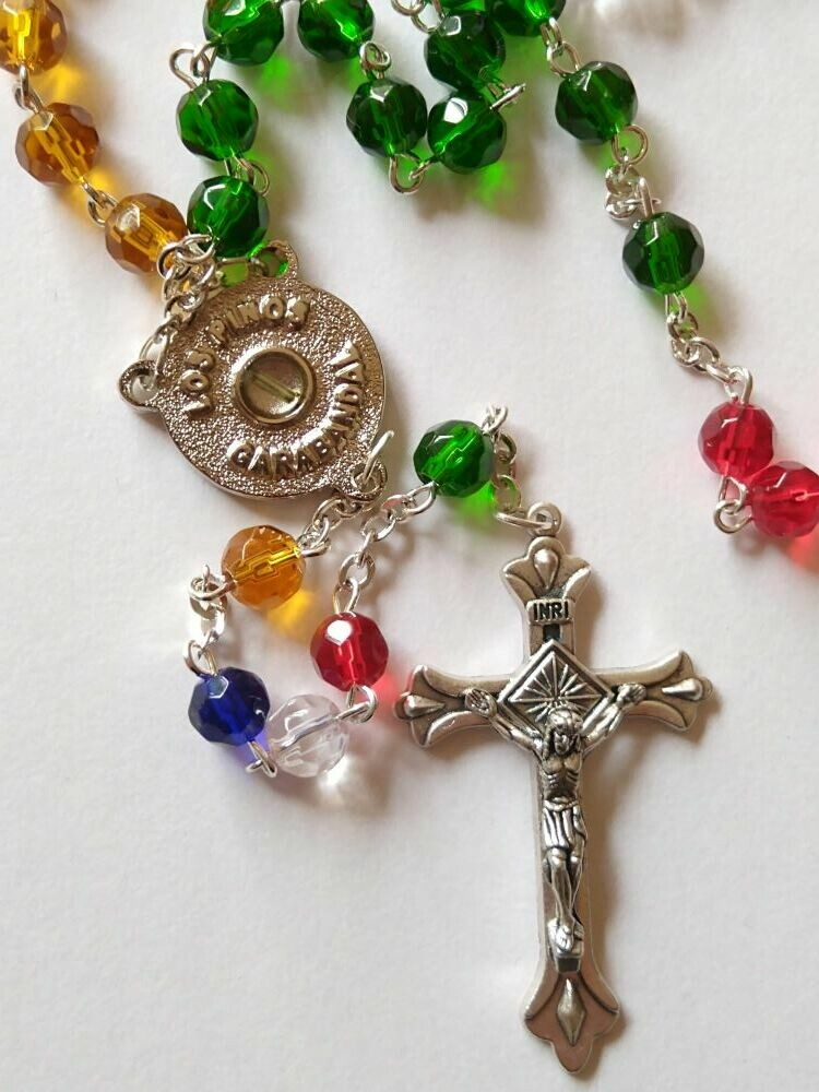 """Rosary """"THE PINES"""" - Missionary (English)"""