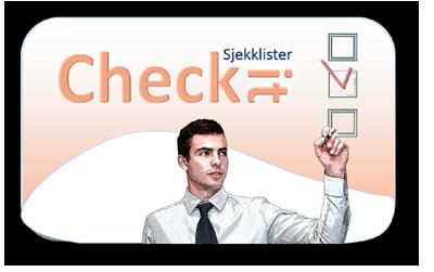 Check IT Sjekklister