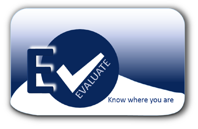 EVALUATE Know where you are. DEMO