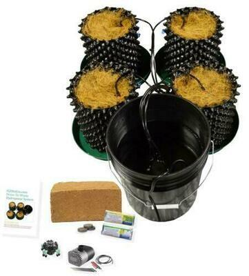 Air-Pot Garden Germination & Propagation Drain-To-Waste Kit