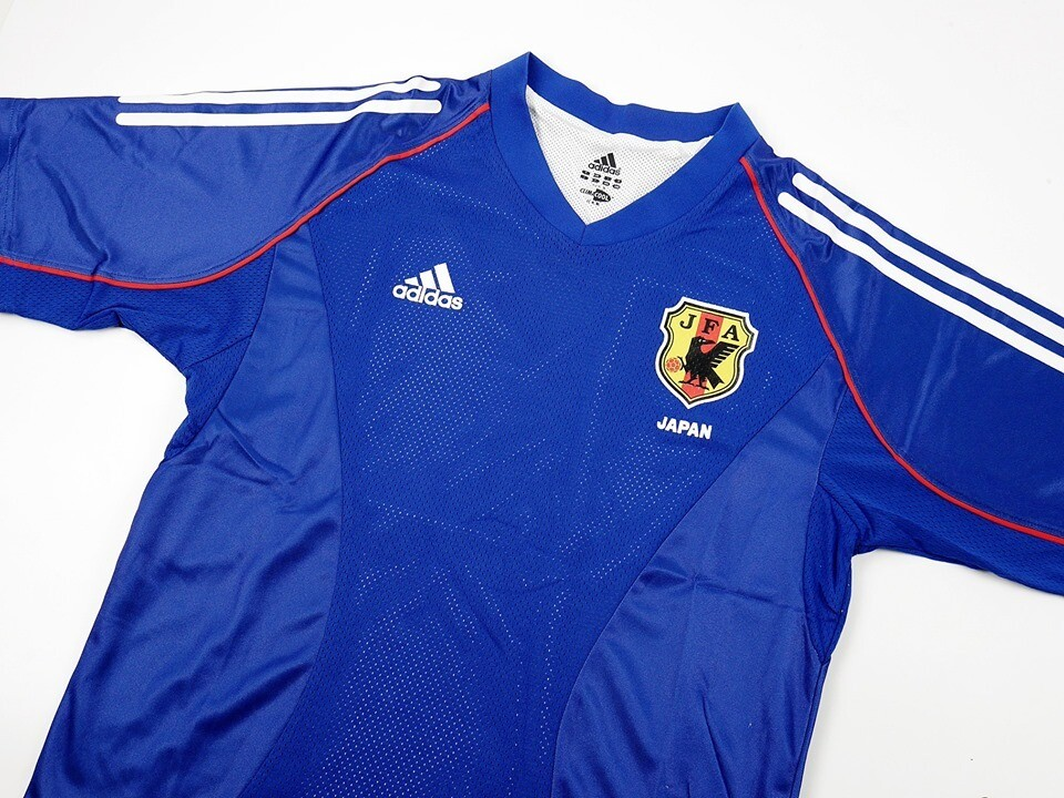 GIAPPONE WORLD CUP 2002   MAGLIA jersey  JAPAN JERSEY WORLD CUP 02 2002