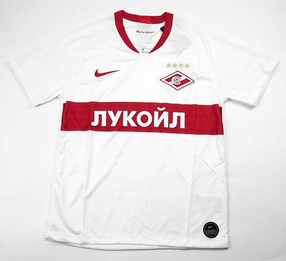 SPARTAK MOSCOW AWAY 2019-2020 MAGLIA TRASFERTA
