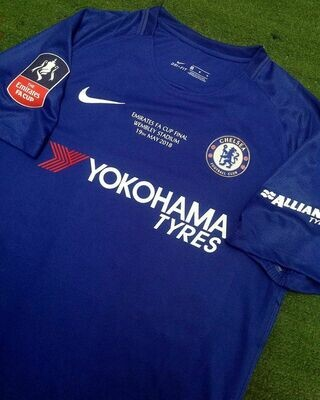CHELSEA HOME FINAL FA CUP 2017-2018
