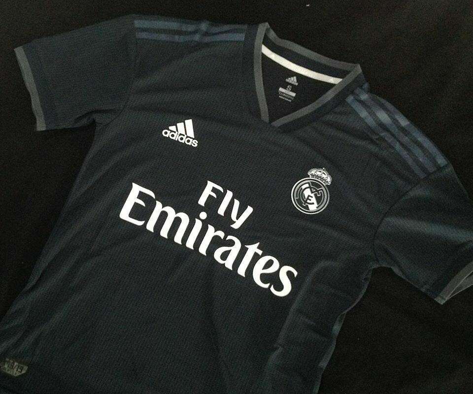 REAL MADRID AWAY PLAYER 2018-2019 MAGLIA TRASFERTA