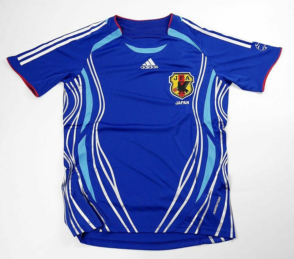 JAPAN HOME WC 2006 FORMOTION (PLAYER) GIAPPONE MAGLIA CASA