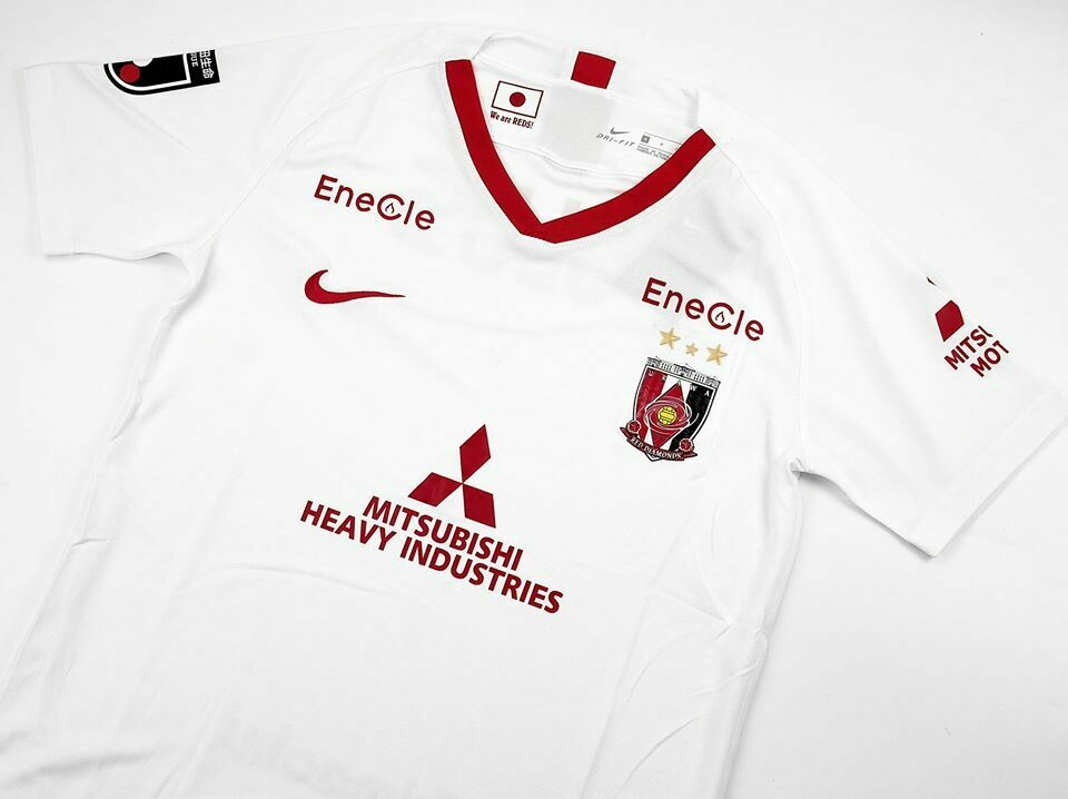 URAWA RED DIAMONDS AWAY 2020-2021 MAGLIA TRASFERTA