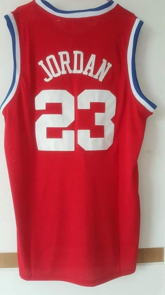 All Star game MICHAEL JORDAN 23 JERSEY ALL STAR GAME JORDAN 23