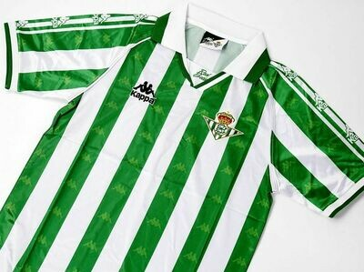 REAL BETIS HOME 1995-1997 MAGLIA CASA JERSEY HOME 9  5 97