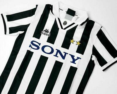 JUVENTUS HOME 1995-1996 maglia casa 95 96 jersey home  95 96