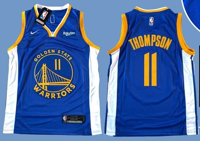 GOLDEN STATE   MAGLIA JERSEY THOMPSON 11