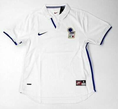 ITALY AWAY WC 1998 WORLD CUP 1998 ITALY ITALIA COPPA DEL MONDO 1998