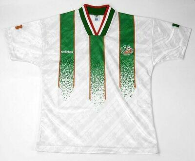 IRELAND AWAY WC 1994 IRLANDA WORD CUP 1994 MONDIALI MAGLIA TRASFERTA 1994