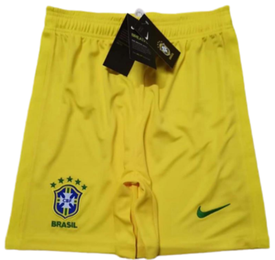 BRASILE  PANTALONCINO SHORTS 2020 2021 BRAZIL