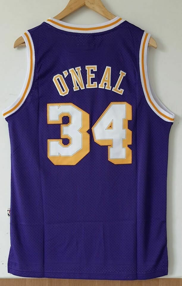 LOS ANGELES LAKERS  Shaquille O'Neal BASKETBALL NBA