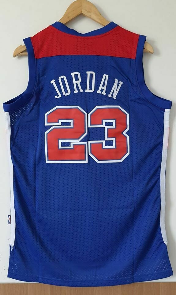 MICHAEL  JORDAN 23 Jersey Maglia BASKETBALL NBA