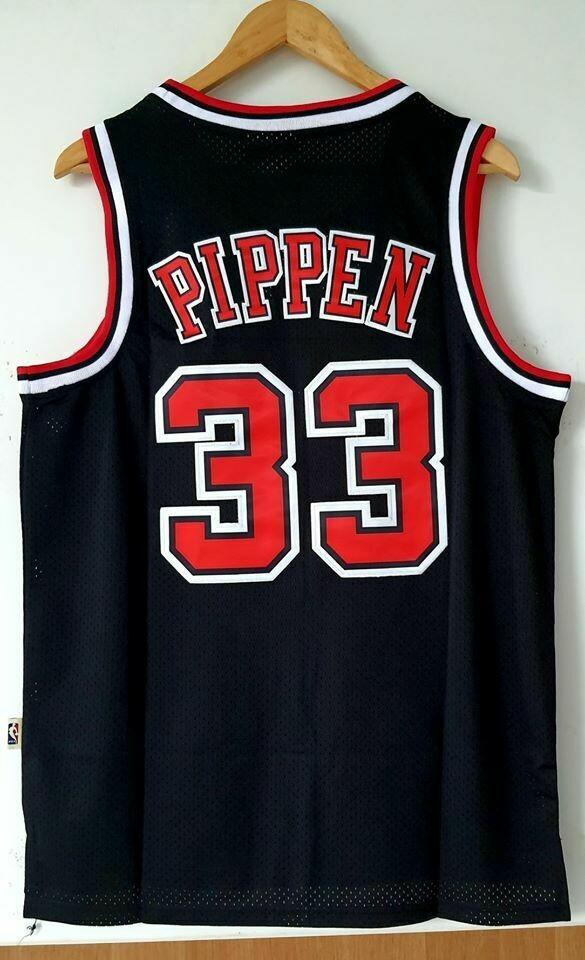 PIPPEN 33 CHICAGO BULLS  NBA  Jersey Maglia BASKETBALL NBA