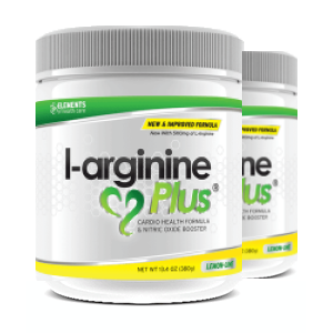 2 x tubs of L-Arginine Plus™ (60 day supply) 2500 IU's vitamin D3 - Lime Lemon Flavour