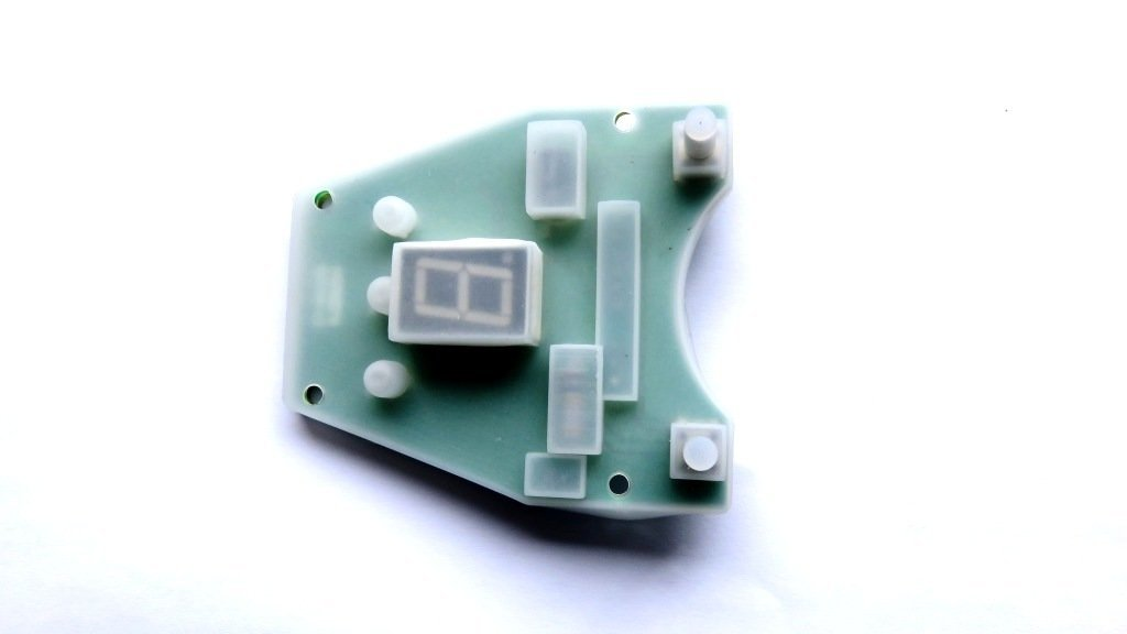 Handle Circuit Board (D64186) with sealed Protector