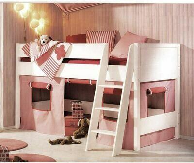 арт. 3085 New Кровать-чердак Сиело