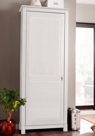 арт. 3008 Шкаф для одежды Рауна-100  Ш760xГ480xВ2000