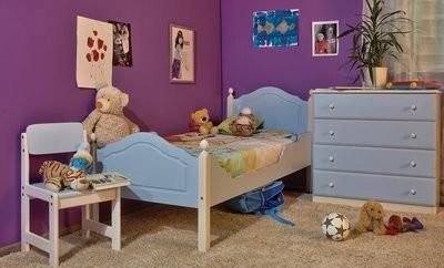 арт. 8017 Кровать K2 детская