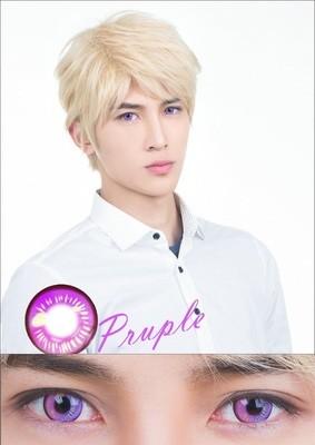 Coscon Anime Purple コスコン