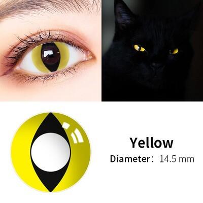 Cateyes Yellow