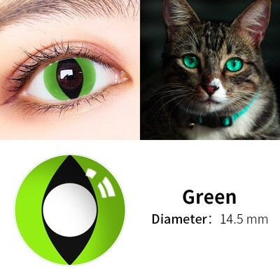 Cateyes Green