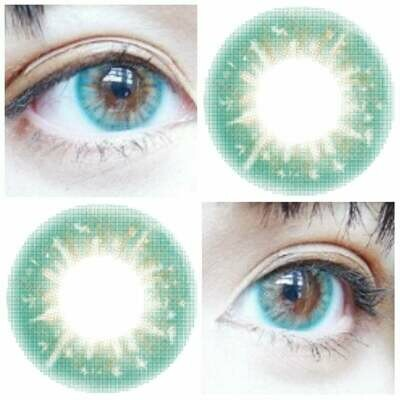 Fairy Eyes Turquoise Rx