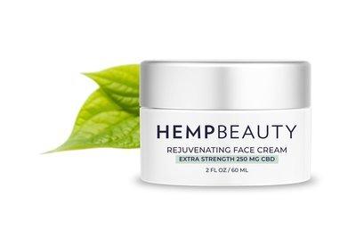 CBD Rejuvenating Face Cream