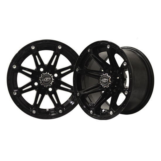 ELEMENT 12x6 Black Wheel
